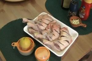 Chicken Barbecue