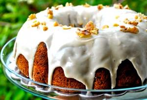 Perfect Pumpkin Cake