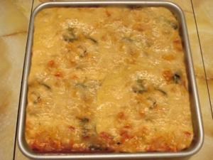 Potato Cheese Custard