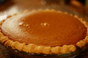 Different Pumpkin Pie
