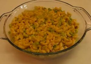 Satisfying Macaroni Salad