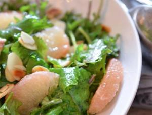 Shrimp And Grapefruit Salad