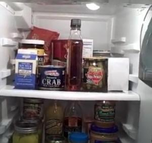 What is There in a Foodie's Fridge?