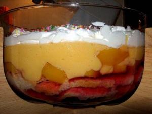 Sherry Trifles
