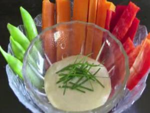Miso Veggie Dip