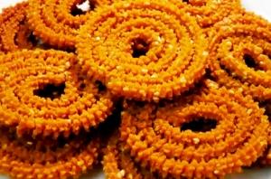 Diwali Bhajani Chakli