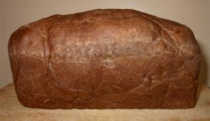 Chocolate Nut Loaf