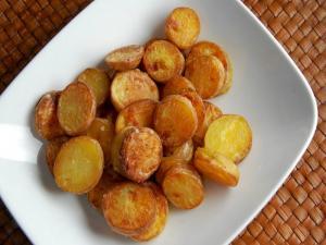 Crisp Potatoes