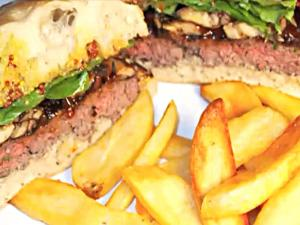 Kobe Beef Burger