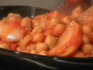 BTG Quick Fix - Chickpeas and Tomatoes