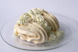 Lemon Meringue Cream