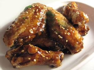 Dinner Chicken Wings