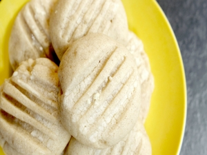 Spiced Butter Cookies