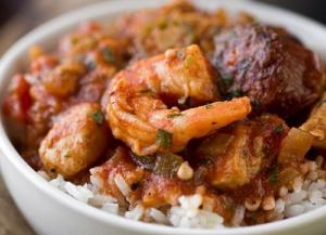 Hot And Spicy Shrimp