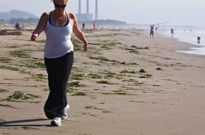 Cure holiday excesses by walking!