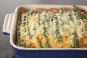 Asparagus And Egg Casserole