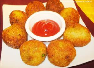 Indian Potato Balls