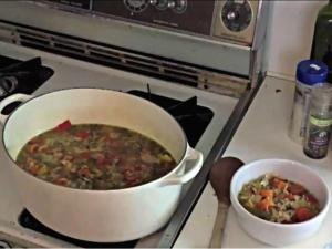 2 Healthy Fall Soup