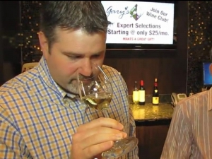 Blind Tasting at Gary's Wine And Marketplace