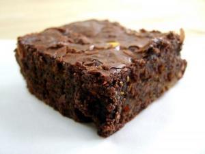 Brownie cake roll recipe