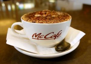 McCafe now at your supermarket