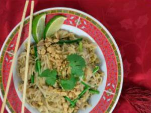 Culinary Carrie: Turkey Pad Thai