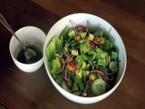Salad Dressing - Italian Herb Vinaigrette, Ep44