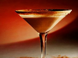 Chocolate Vodka Martini