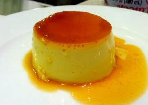 Fruit Medley Flan