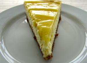 Low Calorie Lemon Cheesecake