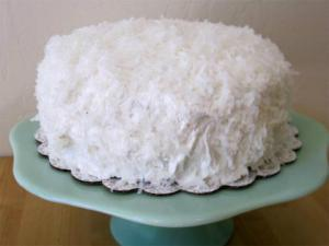 Coconut Orange Cake