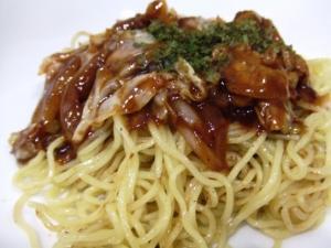 Yakisoba - Japanese Fried Noodle