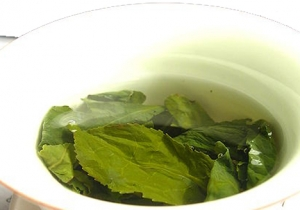Soothing Fresh Herb Tea