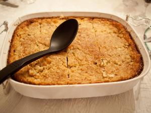 Old-Fashioned Sweet Potato Pudding