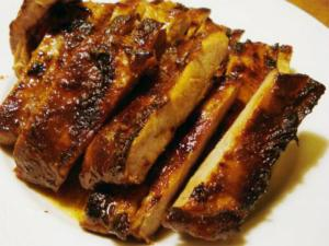 Oven-Style Pork Ribs