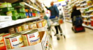 Be careful in Supermarket - Your actions and voice is being recorded
