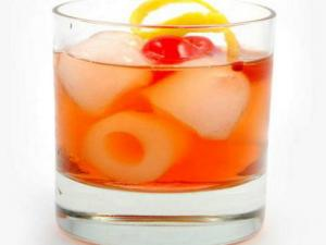 Sweet Old Fashioned #2 Cocktail