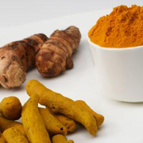 Use turmeric daily for controlling acne