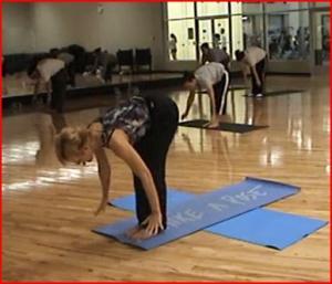 4 Minutes Yoga Set