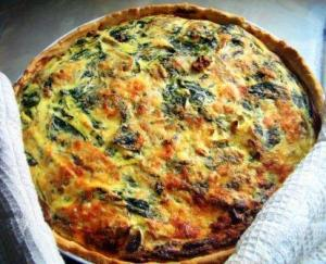 Hot Spinach Pie