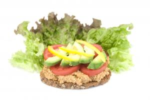 Raw Food Sloppy Joe