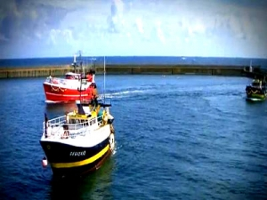"""Explore France's First Fishing Port in """"Le Guilvinec"""""""