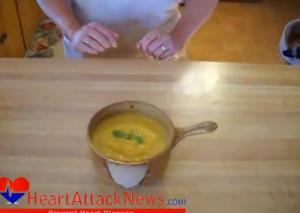 Healthy Butternut Squash Soup