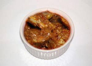 Stuffed Chicken Paprika