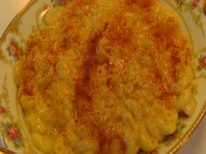 Betty's Macaroni and Cheese, Please! -- Easter