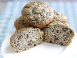 Everyday Blueberry Muffins
