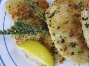 Lemon Thyme and White Wine Chicken
