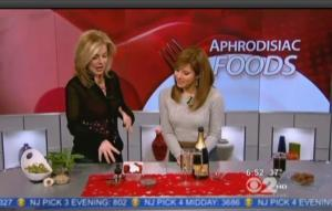 Christianne Klein's Top Aphrodisiacs Foods To Put You In The Mood For Love
