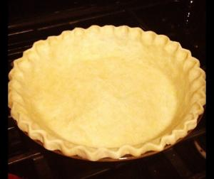 Hot Water Pie Crust