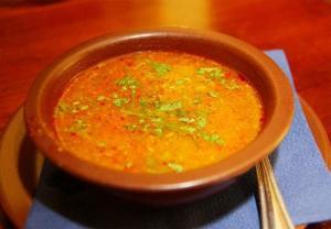 Zucchini Coriander Soup